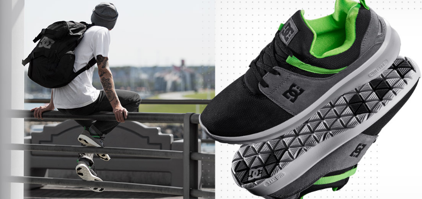 Акции DC Shoes в Спас-Деменске